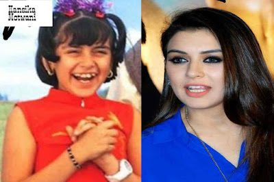 Hansika Motwani Child Photos Instagram