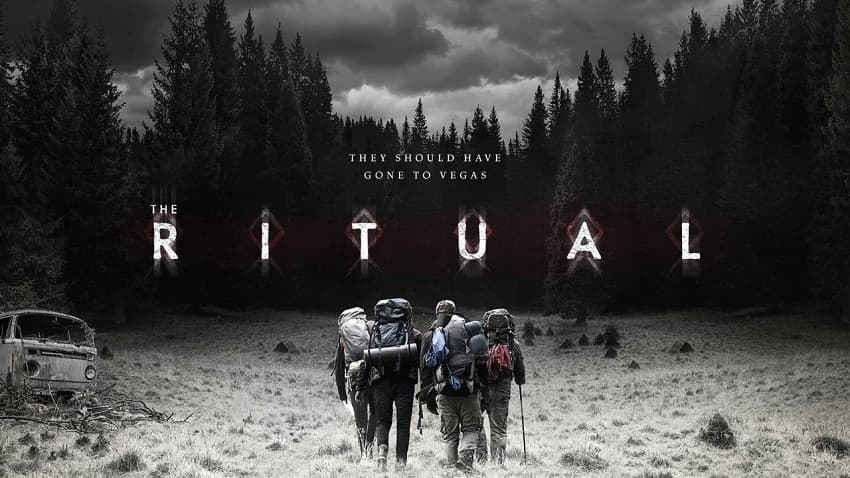Ритуал, Ритуал 2017, Ужасы, Обзор, Рецензия, Отзыв, Мнение, The Ritual, Horror, Review, Netflix