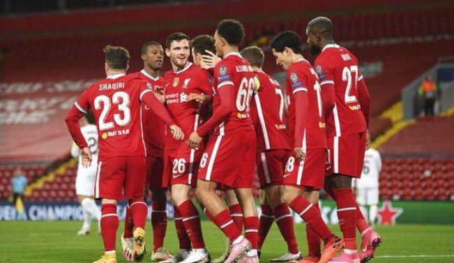 Liverpool vs Midtjylland – Highlights