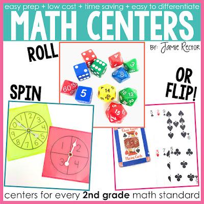 2nd-grade-math-centers