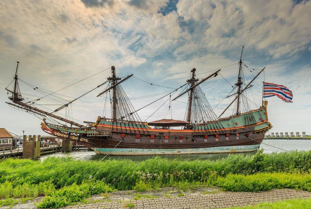 batavia ship replica