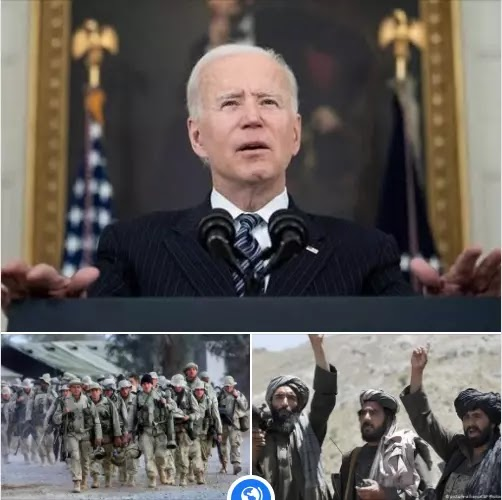 Why did Joe Biden decide to withdraw all US troops from Afghanistan despite the possibility of a resurgence of the Taliban and Al Qaeda?