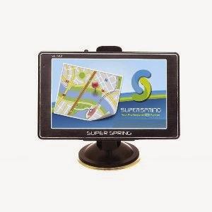 GPS Tracker Super spring GPS Navigasi SF550B