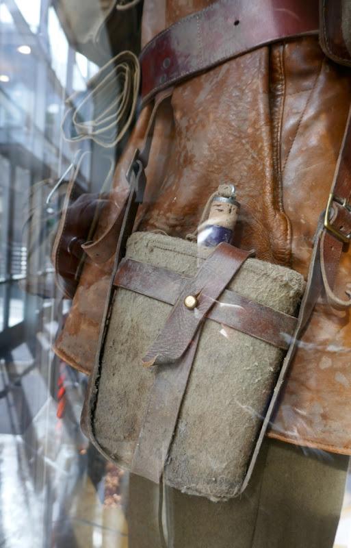 1917 Lance Corporal Blake soldier flask