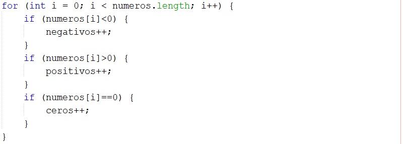 Operaciones con arreglos en Java