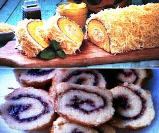 Bolu Meranti - Typical Foods in Medan
