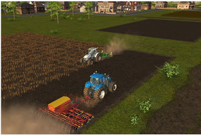 Farming Simulator 16 MOD Apk+Data