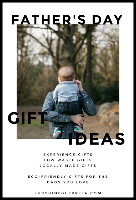 10 Eco-Friendly (and Perfect) Gift Ideas for Father's Day