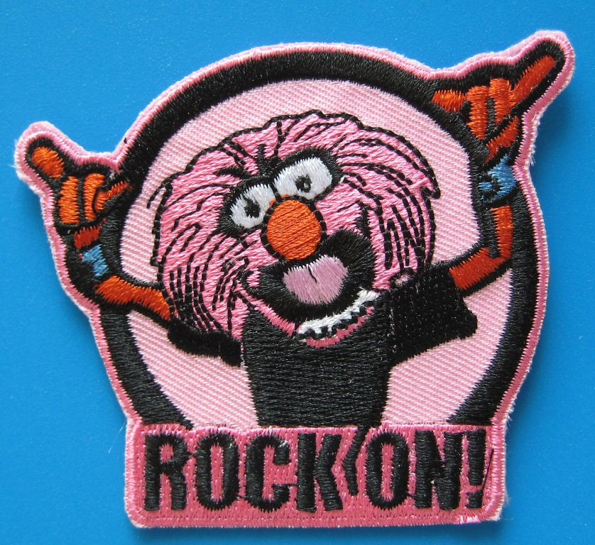 All About Patches: The Muppets Characters Patches