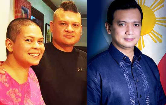 Duterte's siblings back fire on Sen. Trillanes 'Properties' allegations