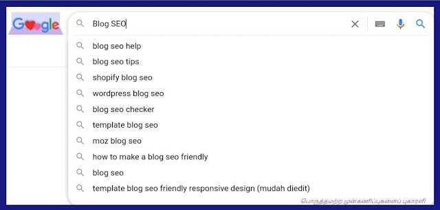 What is Blog Post SEO - Learn in Tamil