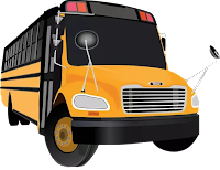 Why school buses are always yellow?