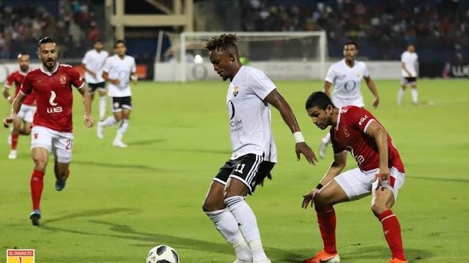 Watch Al-Ahly VS El-Gouna match broadcast live