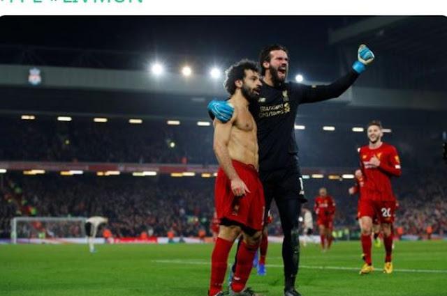Mohamed Salah,@LFC, English League, Juergen Klopp,
