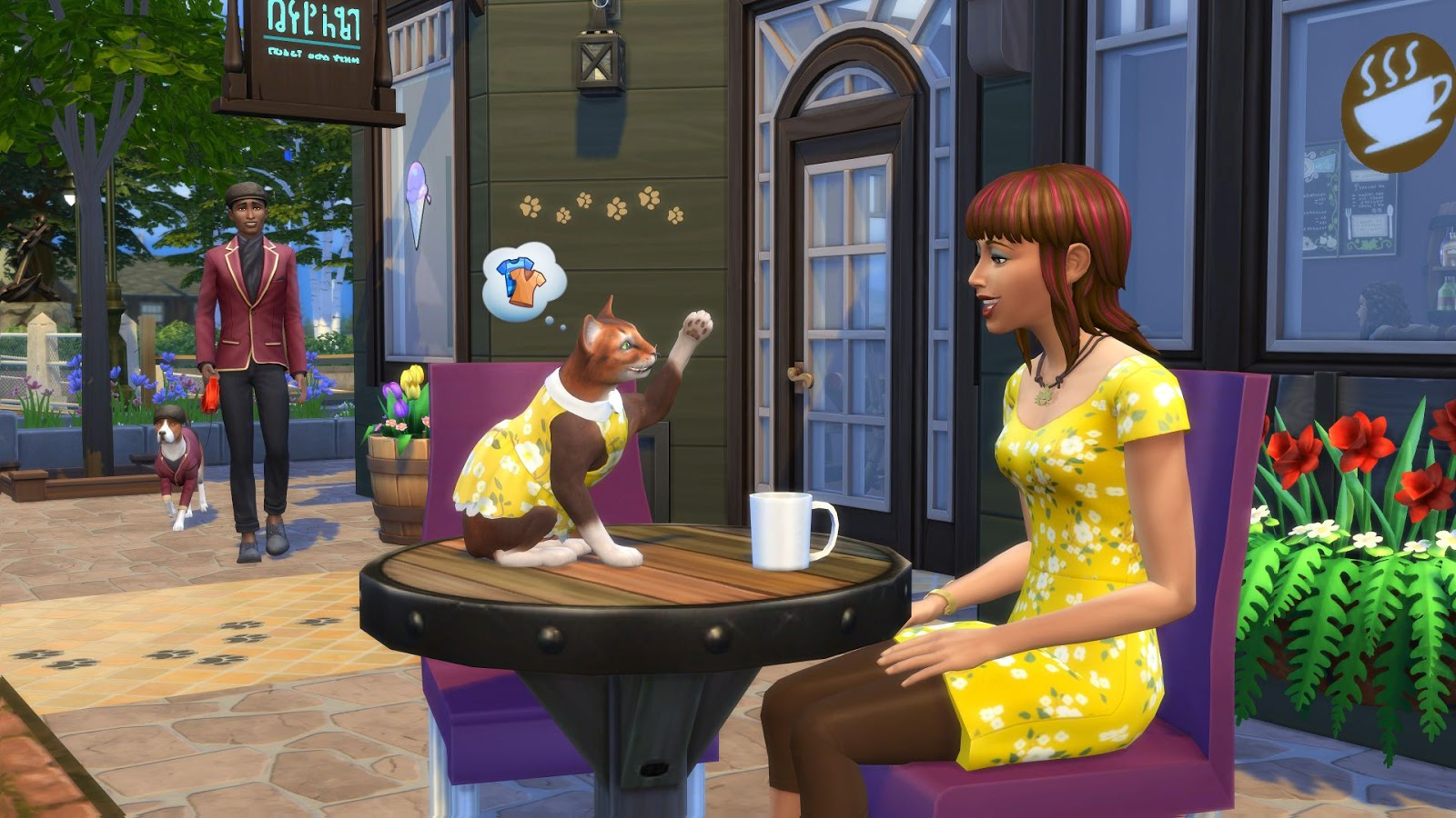 Los Sims 4 Mi Primera Mascota (CODEX) + REPACK PROPER 5 DVD5 + 1 ISO (JPW) 2
