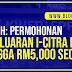 PEMULIH: Permohonan Pengeluaran i-Citra KWSP Sehingga RM5,000 Seorang