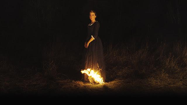 Portrét dívky v plamenech (Portrait de la jeune fille en feu) – Recenze