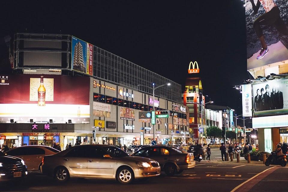 大統百貨五福店