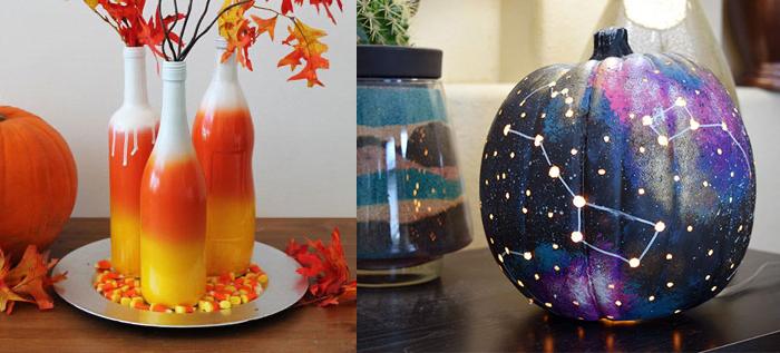 Halloween Home Decorating