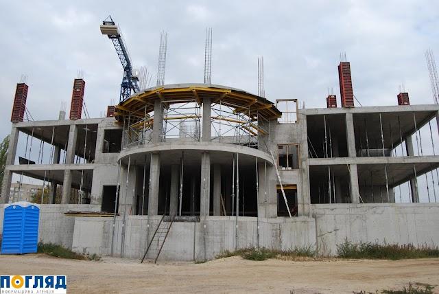 У Василькові триває будівництво ЗОШ №6