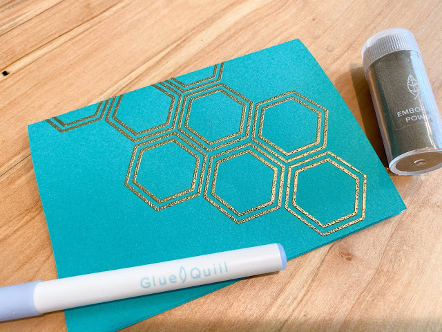 embossing power, silhouette cameo 4, cameo 4 embossing, emboss with cameo 4