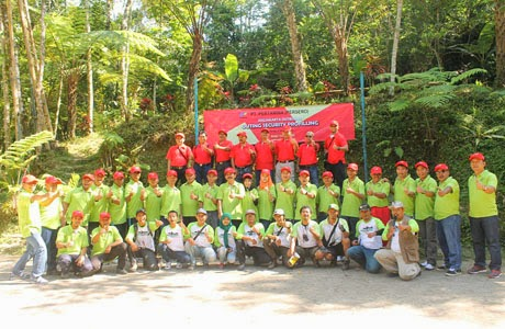 Gathering Bandungan Outbound