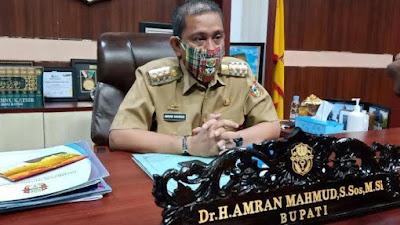 Amran Mahmud Beri Apresiasi Pada YLBH-BK Sebagai Pemberi Bantuan Hukum Akreditasi A Terbaik Ke-2 Se Indonesia
