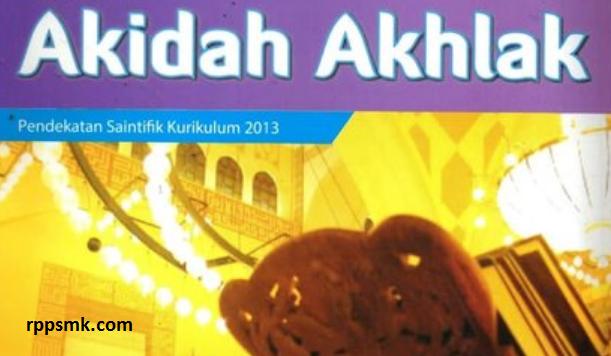 Download RPP Aqidah Akhlak MTS kelas 7 8 9 Kurikulum 2013 Revisi 2017/2018 Semester Ganjil dan Genap | Rpp 1 Lembar