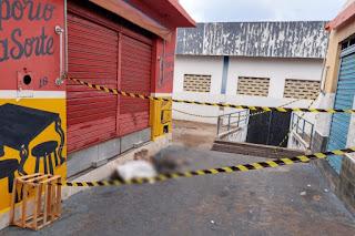 Homem é morto a pedradas no Mercado Municipal de Brumado