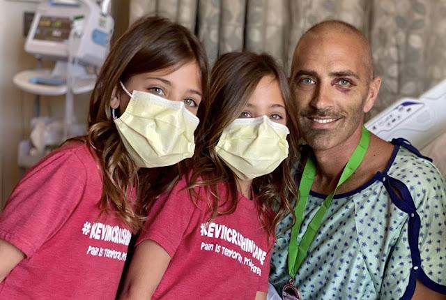 Отец самых красивых близняшек в мире борется с раком. Пожелаем ему здоровья!