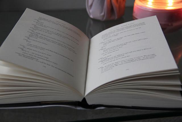 Start a new book.