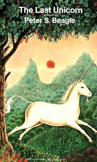 Retro Reviews: The Last Unicorn by Peter S. Beagle