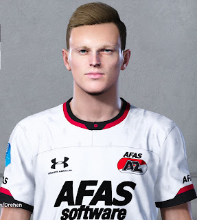PES 2020 Faces Albert Guðmundsson