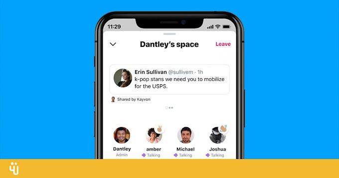 Bersaing dengan Clubhouse, Twitter Spaces Didahulukan pada Android