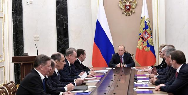 Ρωσία ο ηγεμονικός παίκτης στην Ανατολική Μεσόγειο…