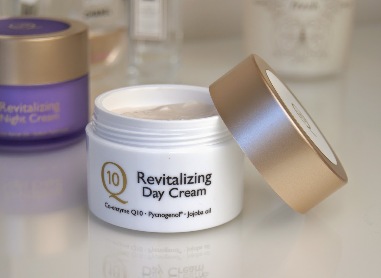 pharma nord q10 revitalizing day cream review