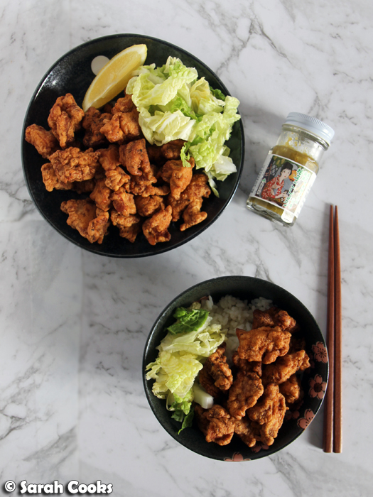 Yuzu Kosho Fried Chicken