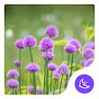 Flower-APUS Launcher theme