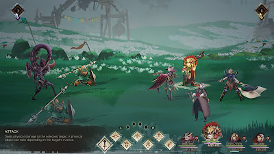 Astria Ascending Game Screenshot 2