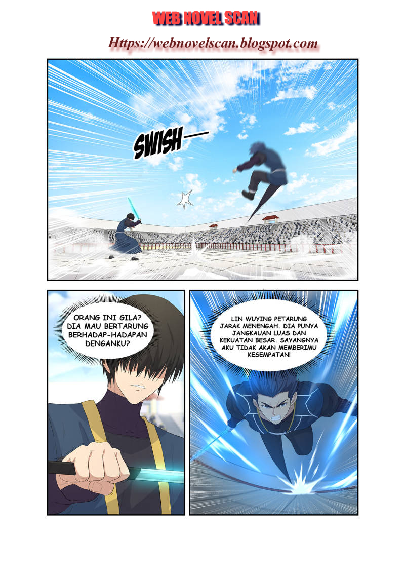 Heaven Defying Sword Bahasa Indonesia Chapter 49