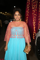 Madhvi Latha in Spicy Transparent Anarkali Dress at Zee Telugu Apsara Awards 2017 28.JPG