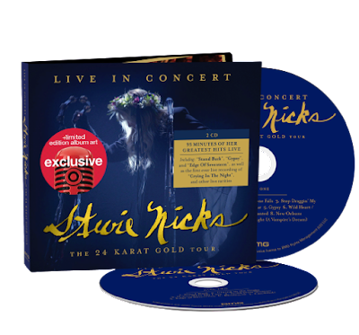 Live in Concert Stevie Nicks The 24 Karat Gold Tour