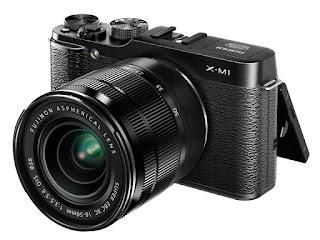 Gambar Fujifilm XM1