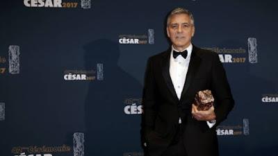 """Джордж Клуни получи почетен """"Сезар"""""""