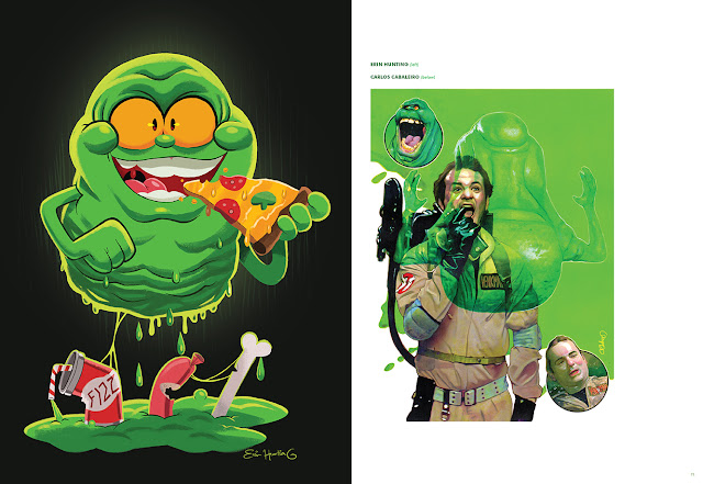 Insight Editions Ghostbusters Art Book