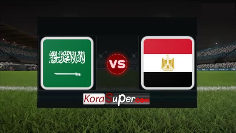 مشاهدة بث مباراة مصر ضد السعودية 07-09-2019