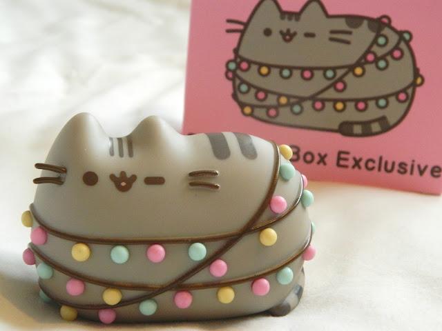 Pusheen Box Winter Edition