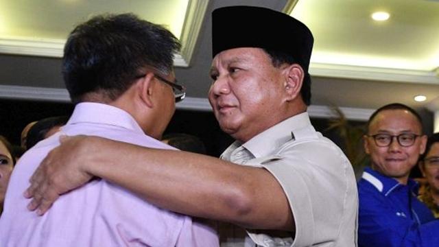 Kesetiaan PKS kepada Prabowo