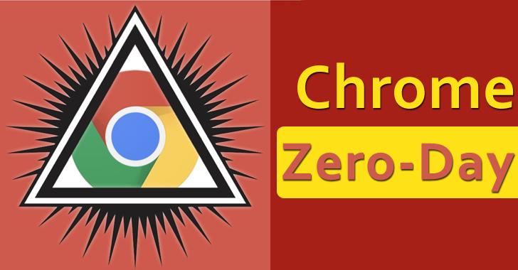 Chrome 0-day