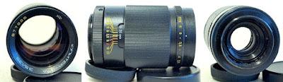 Jupiter-37A 135mm F3.5 (M42 mount) #338